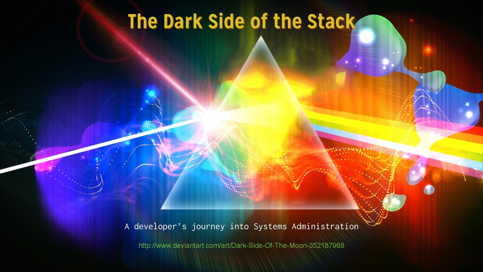 The Dark side of the Stack