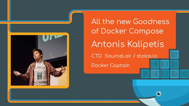 All the new Goodness in Docker Compose