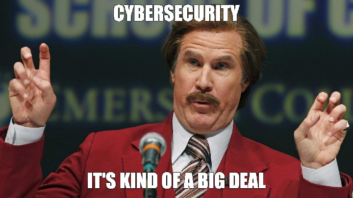 Cybersecurity: It's Kind of a Big Deal (CCC 2017)