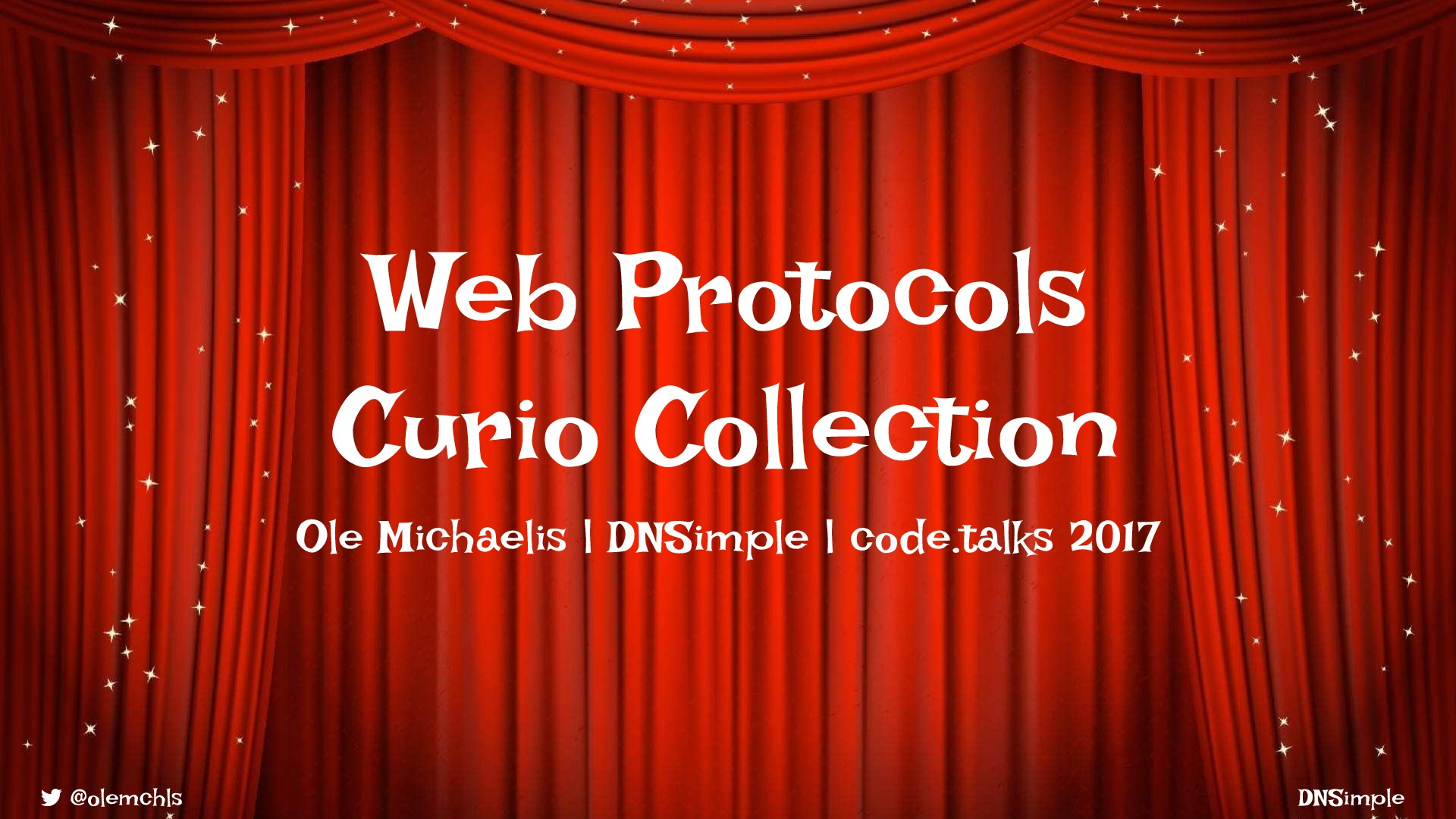 Curio Collection of Web Protocols