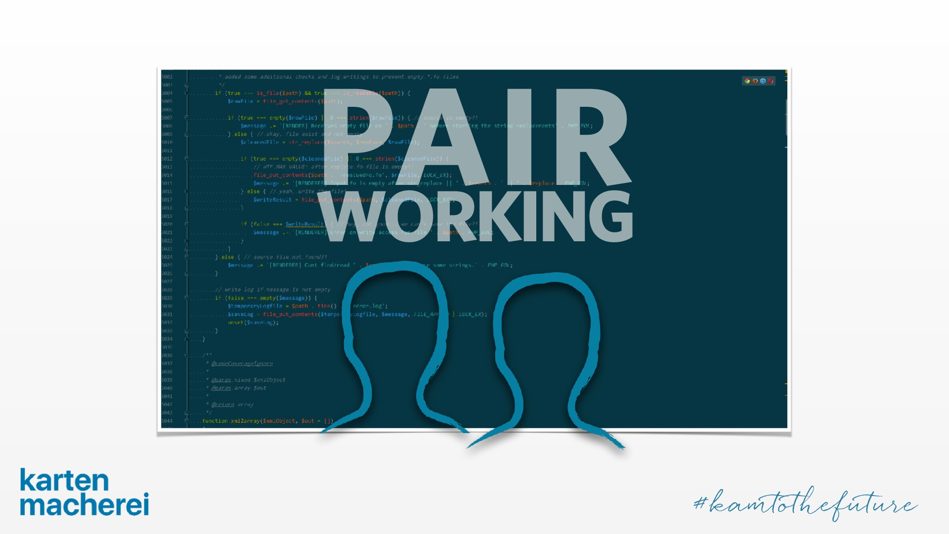 Pair Working Lightning Talk