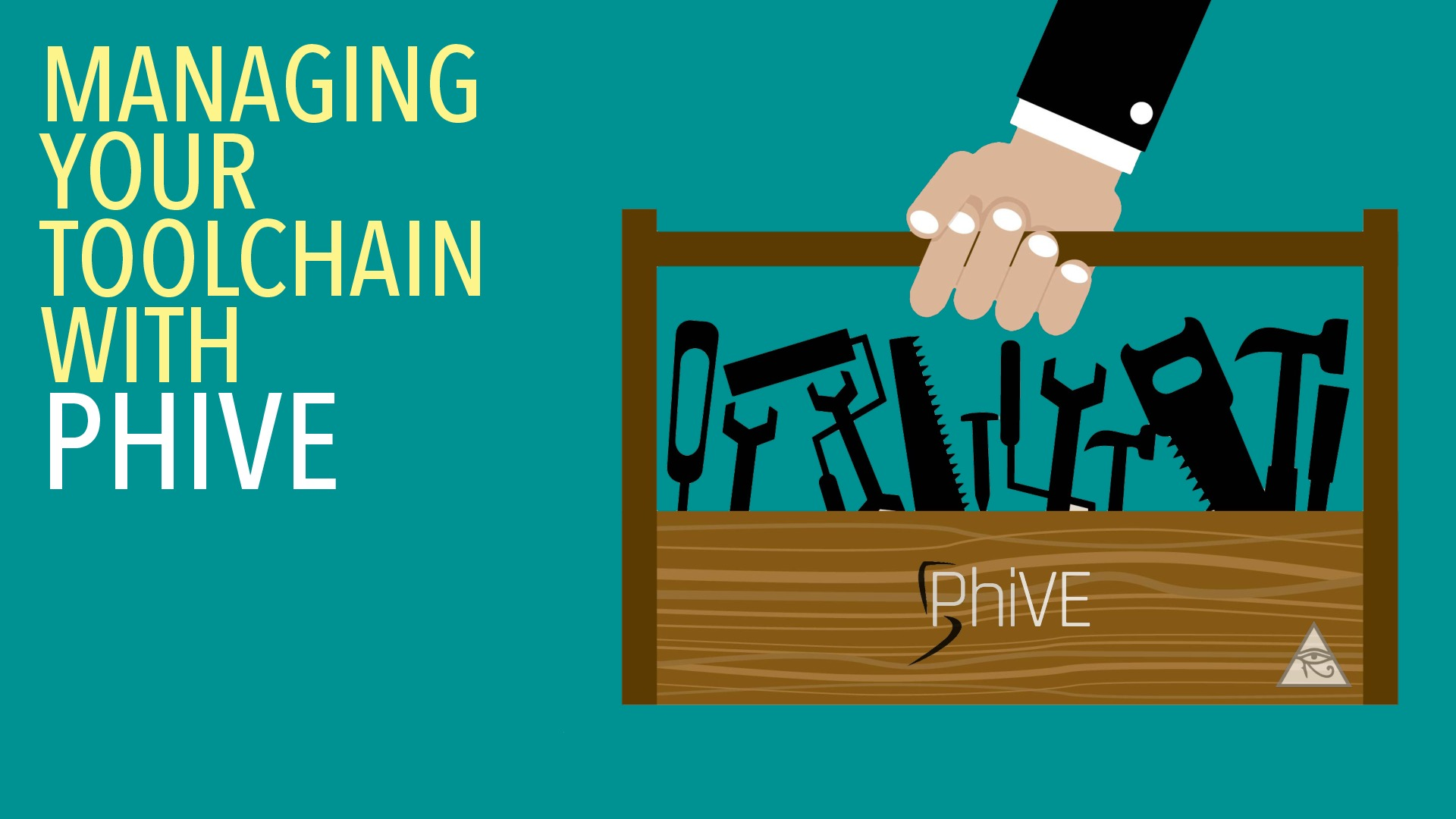 Managing your PHP Toolchain with PHIVE