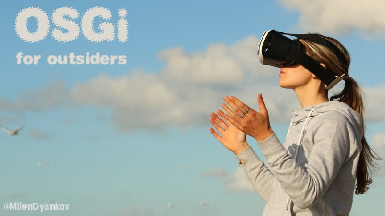 OSGi for outsiders
