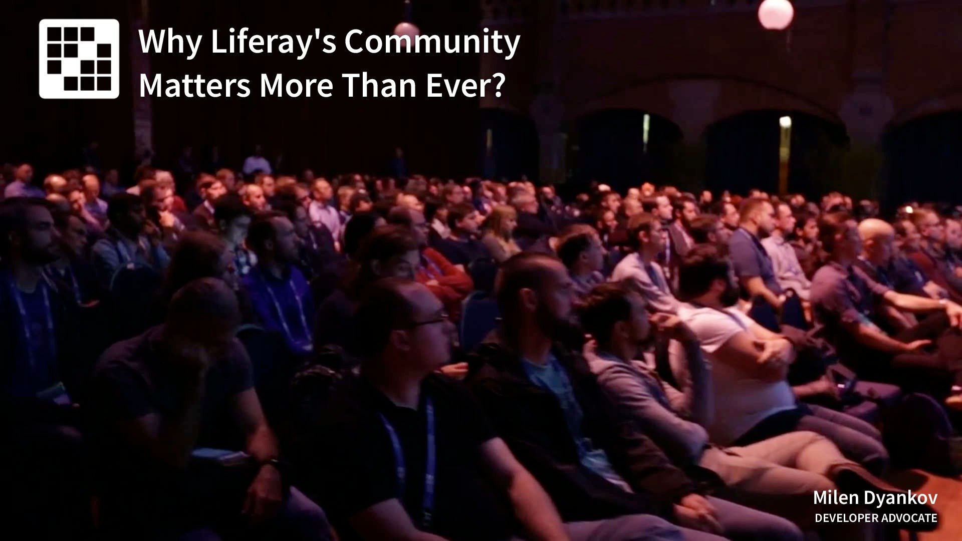 Why Liferay's Community Matters More Than Ever!