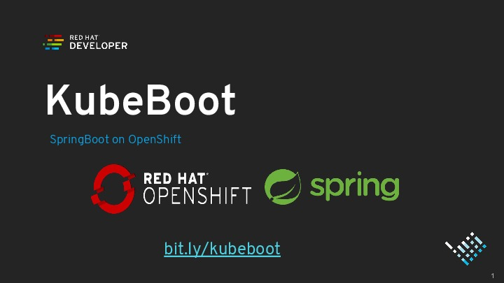 KubeBoot - Spring Boot deployment on Kubernetes has never been so easy