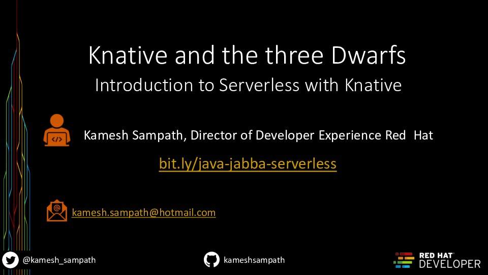 Java: Jabba in Serverless World