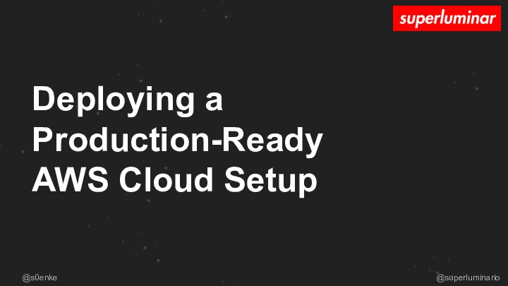 Deploying a Production-Ready AWS Cloud Setup with AWS Landing Zone