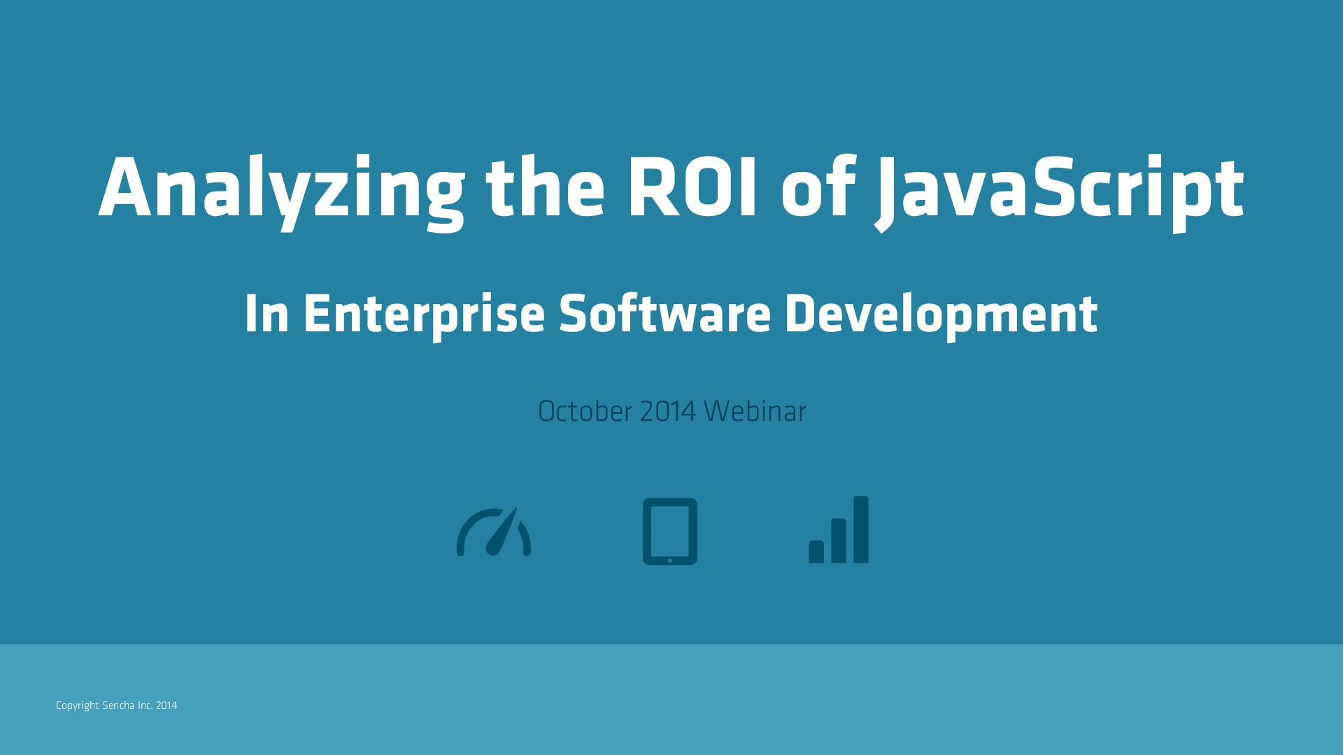 Analyzing the ROI of JavaScript in Enterprise Software Development