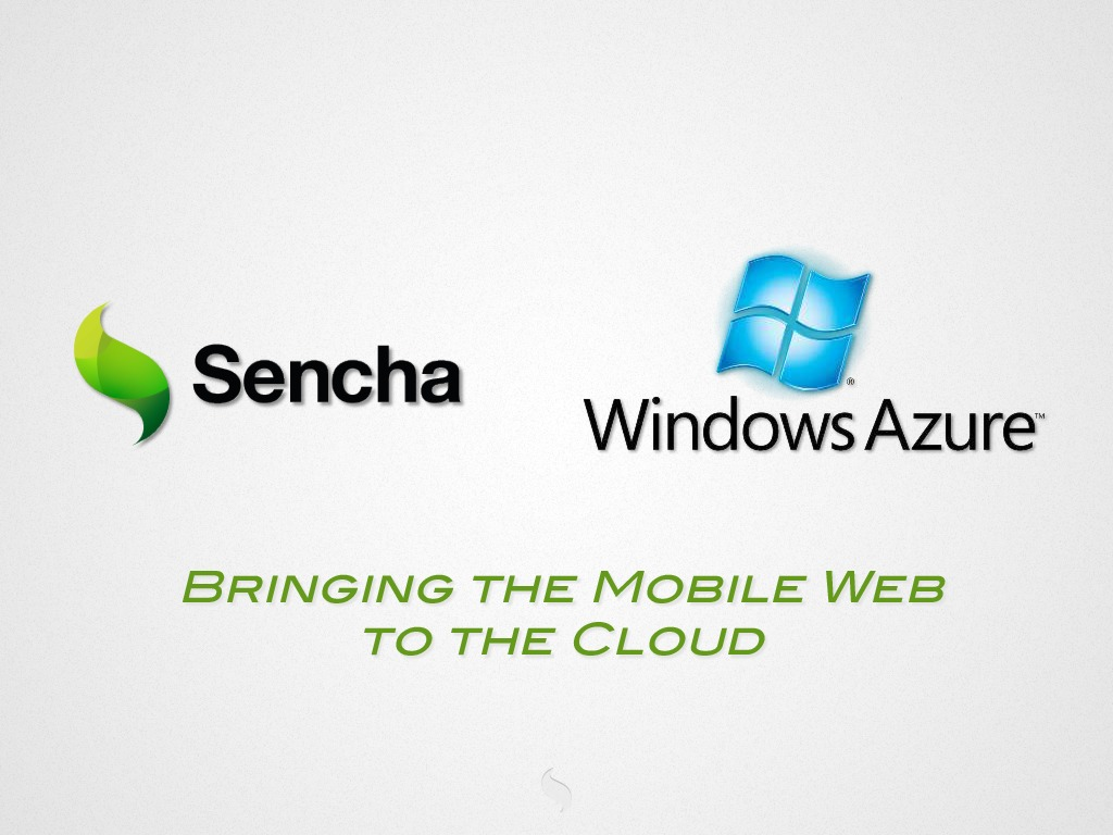 Bringing the Mobile Web to the Cloud