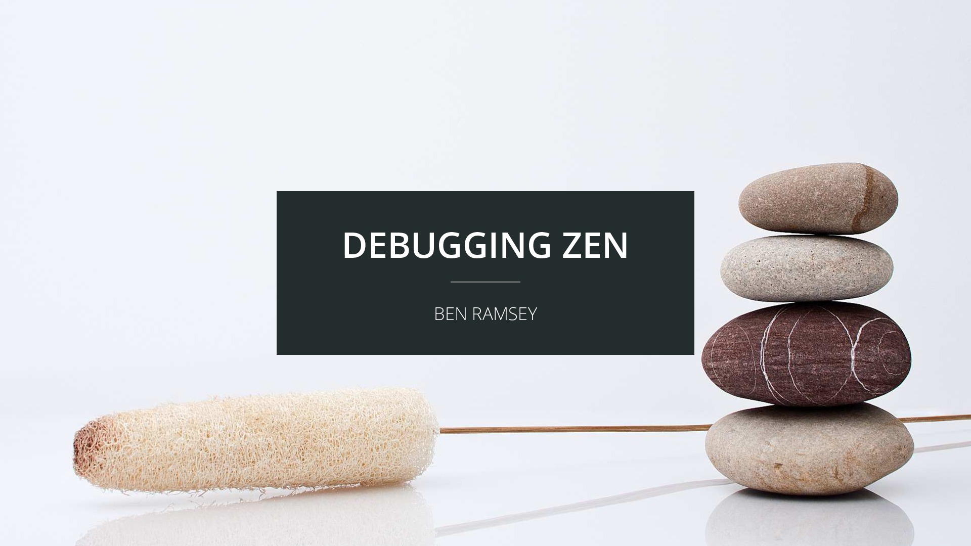 Debugging Zen (SunshinePHP 2015)