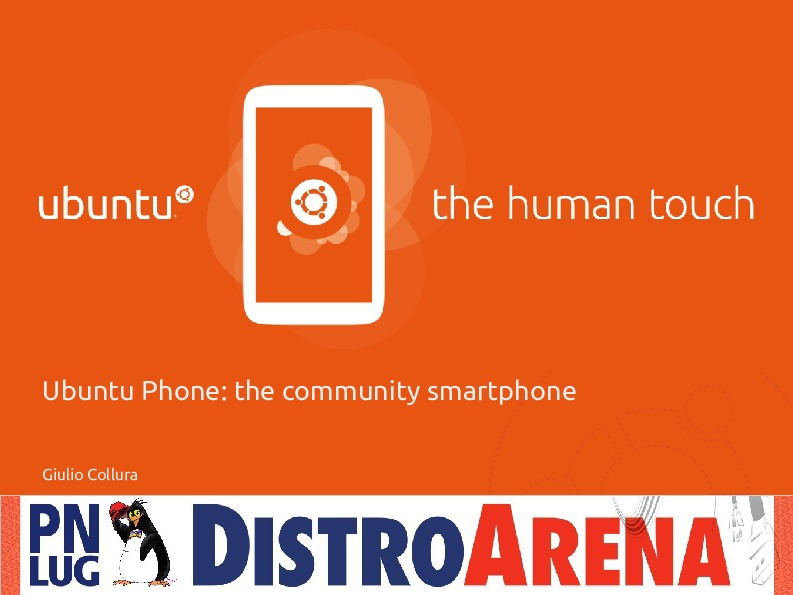 Ubuntu Phone: the community smartphone