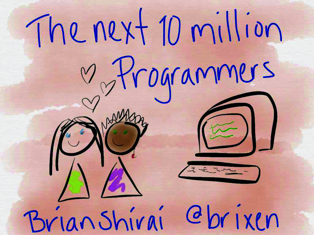 The Next 10 Million Programmers