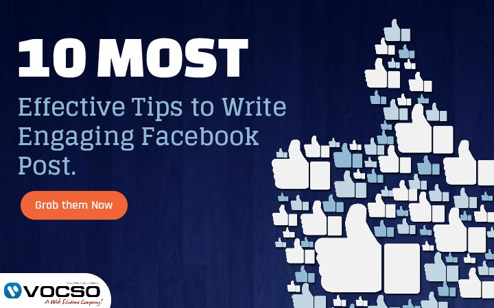 10 Easiest Ways To Write Engaging Facebook Post