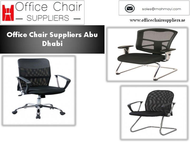Buying Office Chairs in Abu Dhabi