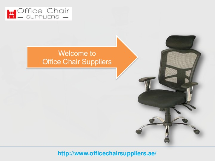 Affordable Office Chair Suppliers in Abudhabi
