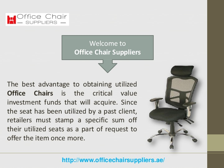 Best & Affordable Office Chairs in UAE